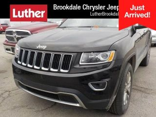 Used 2015 Jeep Grand Cherokee Limited Edition in Brooklyn Park, Minnesota