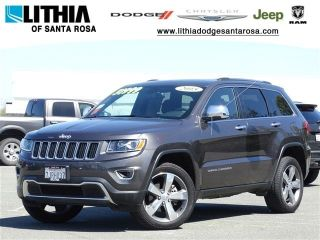 Used 2015 Jeep Grand Cherokee Limited Edition in Santa Rosa, California