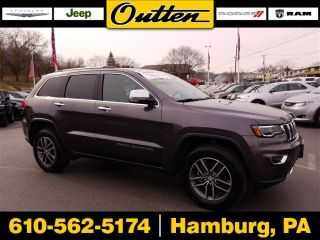 Jeep Grand Cherokee Limited Edition 2017