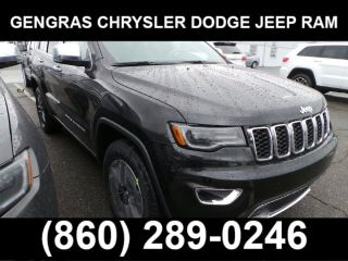 New 2018 Jeep Grand Cherokee Limited Edition In East Hartford, Connecticut