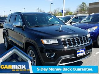 Used 2015 Jeep Grand Cherokee Limited Edition in Frederick, Maryland