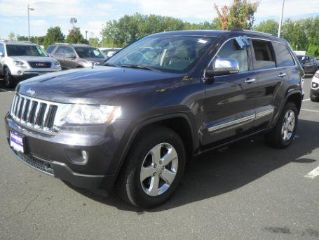 Used 2013 Jeep Grand Cherokee Limited Edition in North Attleboro, Massachusetts