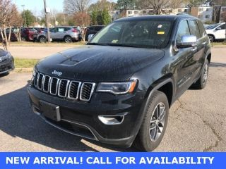 Used 2017 Jeep Grand Cherokee Limited Edition in Virginia Beach, Virginia