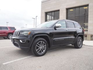 Used 2018 Jeep Grand Cherokee Limited Edition in Dublin, Ohio