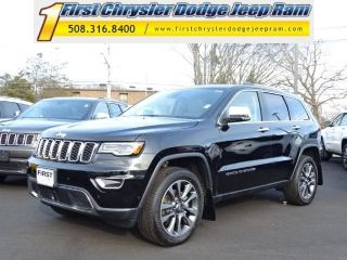 Used 2018 Jeep Grand Cherokee Limited Edition in North Attleboro, Massachusetts