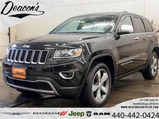 Used 2015 Jeep Grand Cherokee Limited Edition in Mayfield Village, Ohio