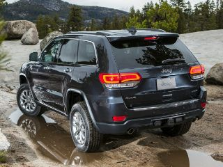 Used 2014 Jeep Grand Cherokee Limited Edition in Auburn, Washington