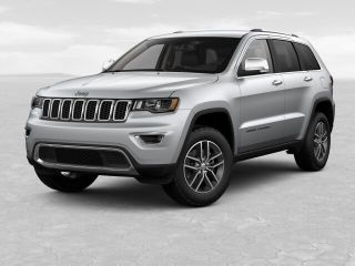 New 2018 Jeep Grand Cherokee Limited Edition in Albany, Minnesota