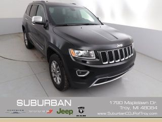 Used 2015 Jeep Grand Cherokee Limited Edition in Troy, Michigan