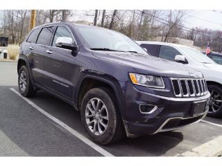 Used 2015 Jeep Grand Cherokee Limited Edition In Little Falls, New Jersey