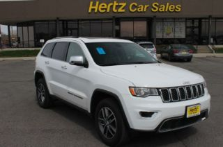 Used 2017 Jeep Grand Cherokee Limited Edition in Billings, Montana