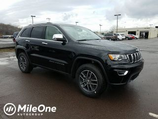 Used 2018 Jeep Grand Cherokee Limited Edition in Wilkes Barre, Pennsylvania