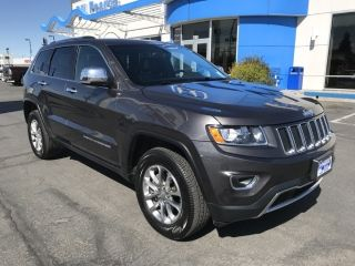 Used 2016 Jeep Grand Cherokee Limited Edition in Reno, Nevada