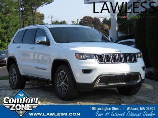 Used 2018 Jeep Grand Cherokee Limited Edition in Woburn, Massachusetts