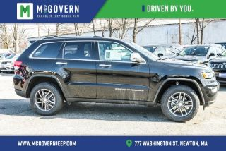 Used 2018 Jeep Grand Cherokee Limited Edition in Newton, Massachusetts