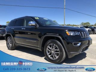 Used 2017 Jeep Grand Cherokee Limited Edition in Naples, Florida