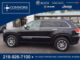 Used 2015 Jeep Grand Cherokee Limited Edition in Chesterton, Indiana