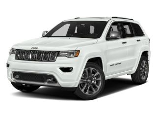 Used 2018 Jeep Grand Cherokee Overland in East Hartford, Connecticut