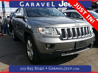 Used 2012 Jeep Grand Cherokee Overland in Norwalk, Connecticut