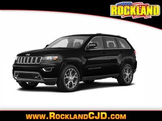 New 2018 Jeep Grand Cherokee High Altitude in Nanuet, New York