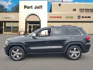 Used 2012 Jeep Grand Cherokee Overland in Port Jefferson Station, New York