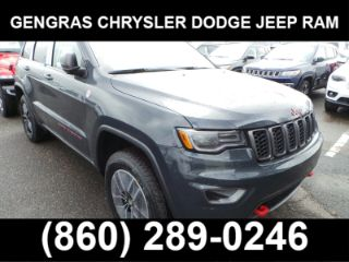 Used 2018 Jeep Grand Cherokee Trailhawk in East Hartford, Connecticut