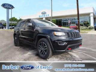 Used 2018 Jeep Grand Cherokee Trailhawk in Exeter, Pennsylvania