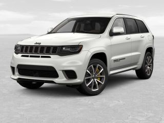 Used 2018 Jeep Grand Cherokee Trackhawk in Altoona, Pennsylvania