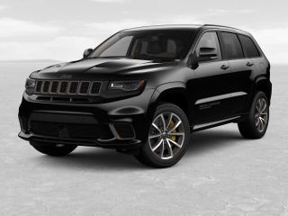 Used 2018 Jeep Grand Cherokee Trackhawk in Vienna, Virginia