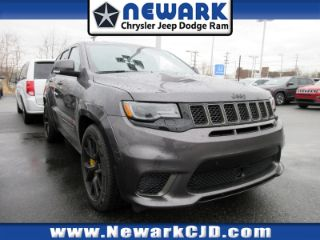 Used 2018 Jeep Grand Cherokee Trackhawk in Newark, Delaware