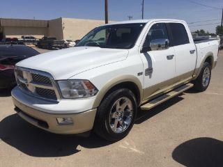 Ram 1500 Laramie 2012