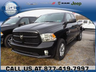 New 2018 Ram 1500 ST in Ebensburg, Pennsylvania