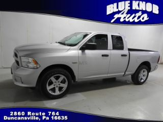 Used 2016 Ram 1500 ST in Duncansville, Pennsylvania