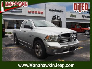 Used 2013 Ram 1500 SLT in Manahawkin, New Jersey