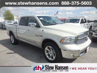 Used 2016 Ram 1500 Laramie in Des Moines, Iowa