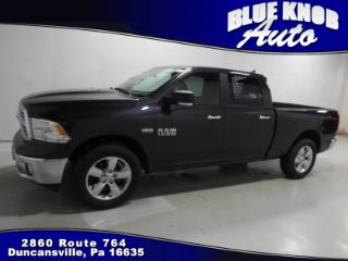Used 2016 Ram 1500 SLT in Duncansville, Pennsylvania