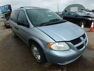 Dodge Grand Caravan SE 2004
