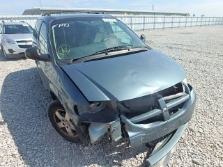 Dodge Caravan SXT 2007