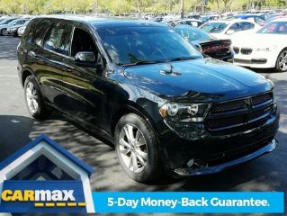 2011 Dodge Durango Heat