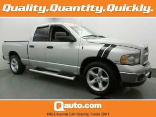 Used 2004 Dodge Ram 1500 SLT in Brandon, Florida