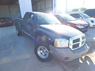 Used 2007 Dodge Dakota ST in Abilene, Texas