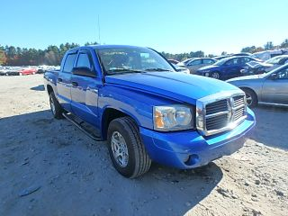 Dodge Dakota SLT 2007