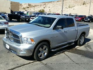 Used 2010 Dodge Ram 1500 SLT in Barstow, California