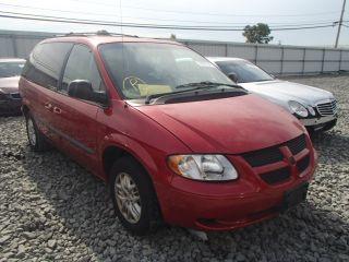 Dodge Caravan Sport 2003