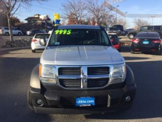 Used 2007 Dodge Nitro SXT in Reno, Nevada