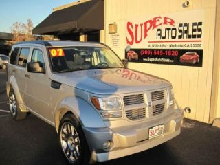 Used 2007 Dodge Nitro R/T in Modesto, California