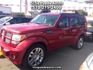 Used 2007 Dodge Nitro R/T in Richmond, California