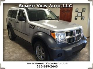 Used 2007 Dodge Nitro SXT in Spencerport, New York