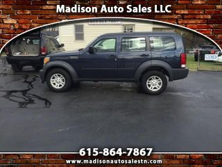Used 2008 Dodge Nitro SXT in Madison, Tennessee