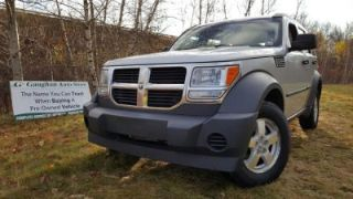 Used 2008 Dodge Nitro SXT in Taylor, Pennsylvania
